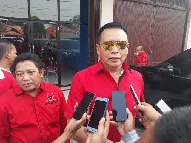 PDIP: Isu Pelengseran Jokowi Dilemparkan Kelompok yang Tidak Senang dengan Pemerintah