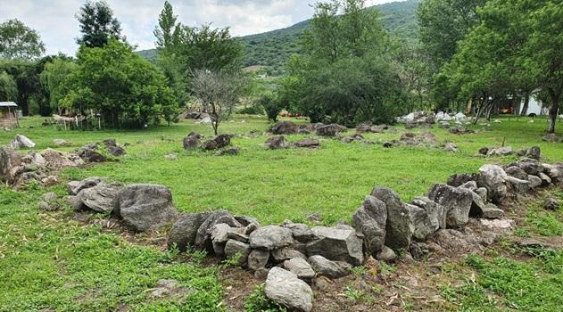 Proyectan poner en valor un sitio Arqueológico en Las Lajas - Paclín