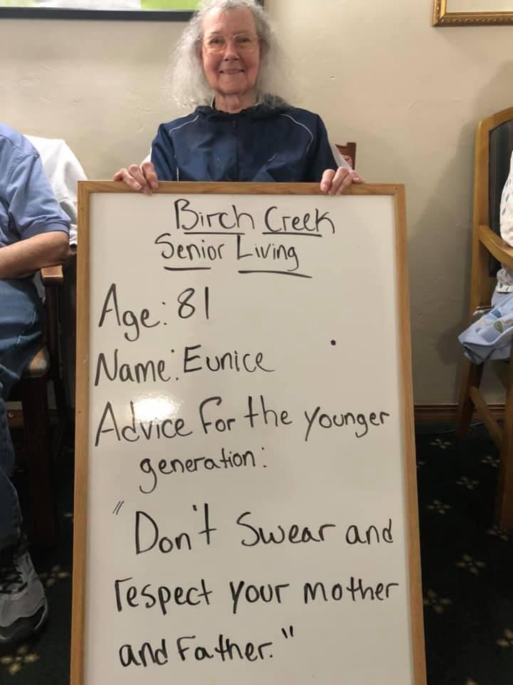 Advice 9