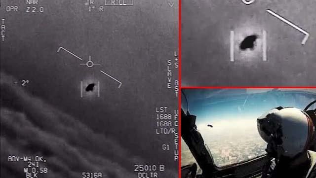 Primer video oficial de OVNIs publicado por el gobierno de Estados Unidos