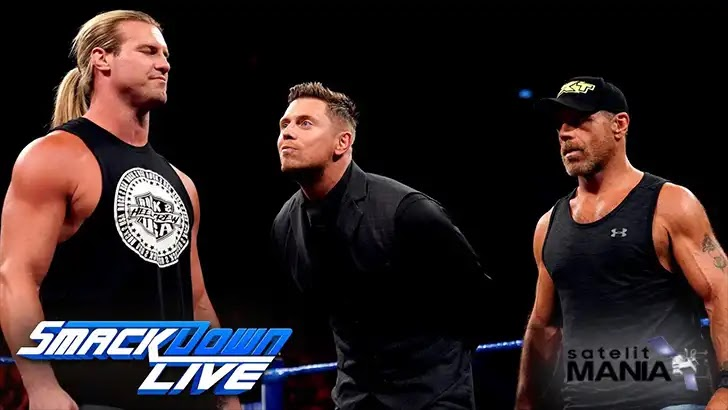 Channel TV Yang Menyiarkan SmackDown 2019