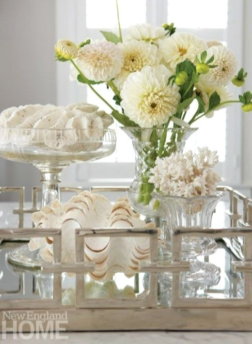 Mirrored Tray Ideas