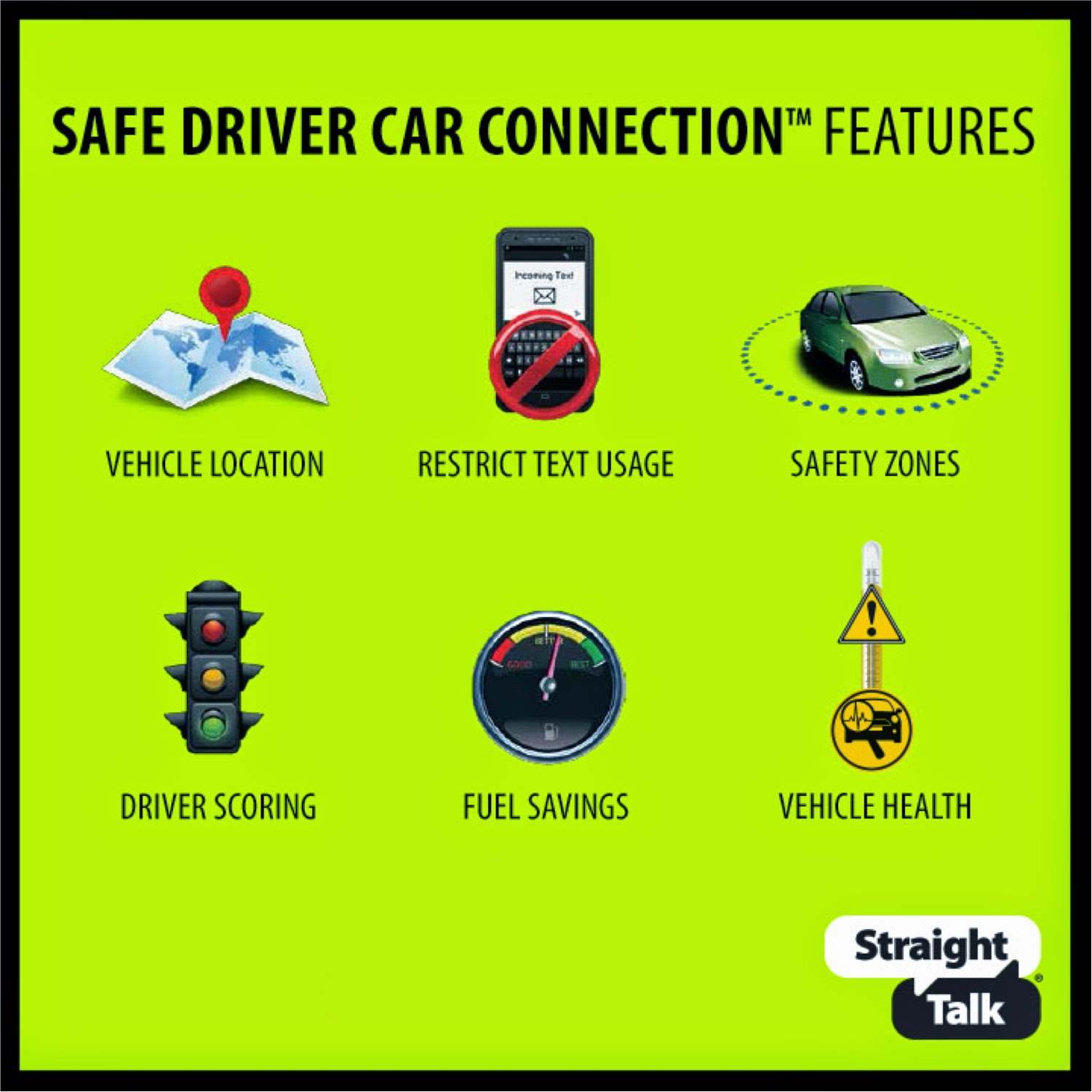 Straight Talk Blog: Teach Your Teen Safe Driving Habits