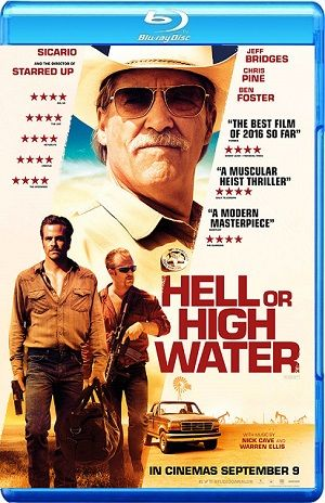 Hell or High Water 2016 BRRip BluRay 720p