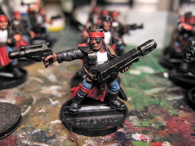 Necromunda Orlock Leader