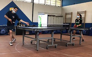 tenis mesa Aranjuez Villa