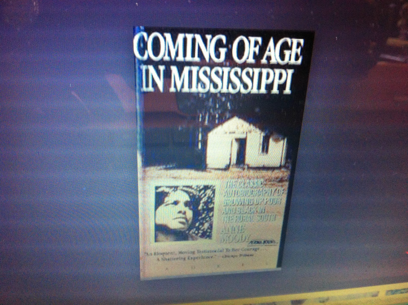 Coming of Age in Mississippi Summary