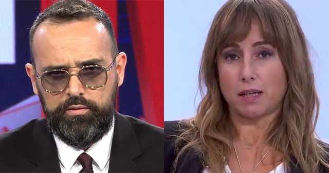Risto Mejide y Ana Pardo
