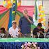 Inaugurado o primeiro ginásio  poliesportivo municipal de Amaturá