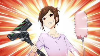 Hellominju.com: ホリミヤ アニメ第1話 | 堀さんと宮村くん | HORIMIYA EP.1 | Hello Anime !