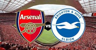 اون لاين مشاهدة مباراة ارسنال وبرايتون بث مباشر 5-5-2019 الدوري الانجليزي الممتاز اليوم بدون تقطيع