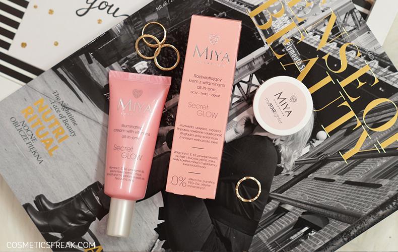 miya cosmetics secret glow