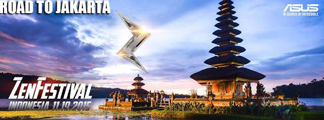 Road to Jakarta Zenfestival 2015