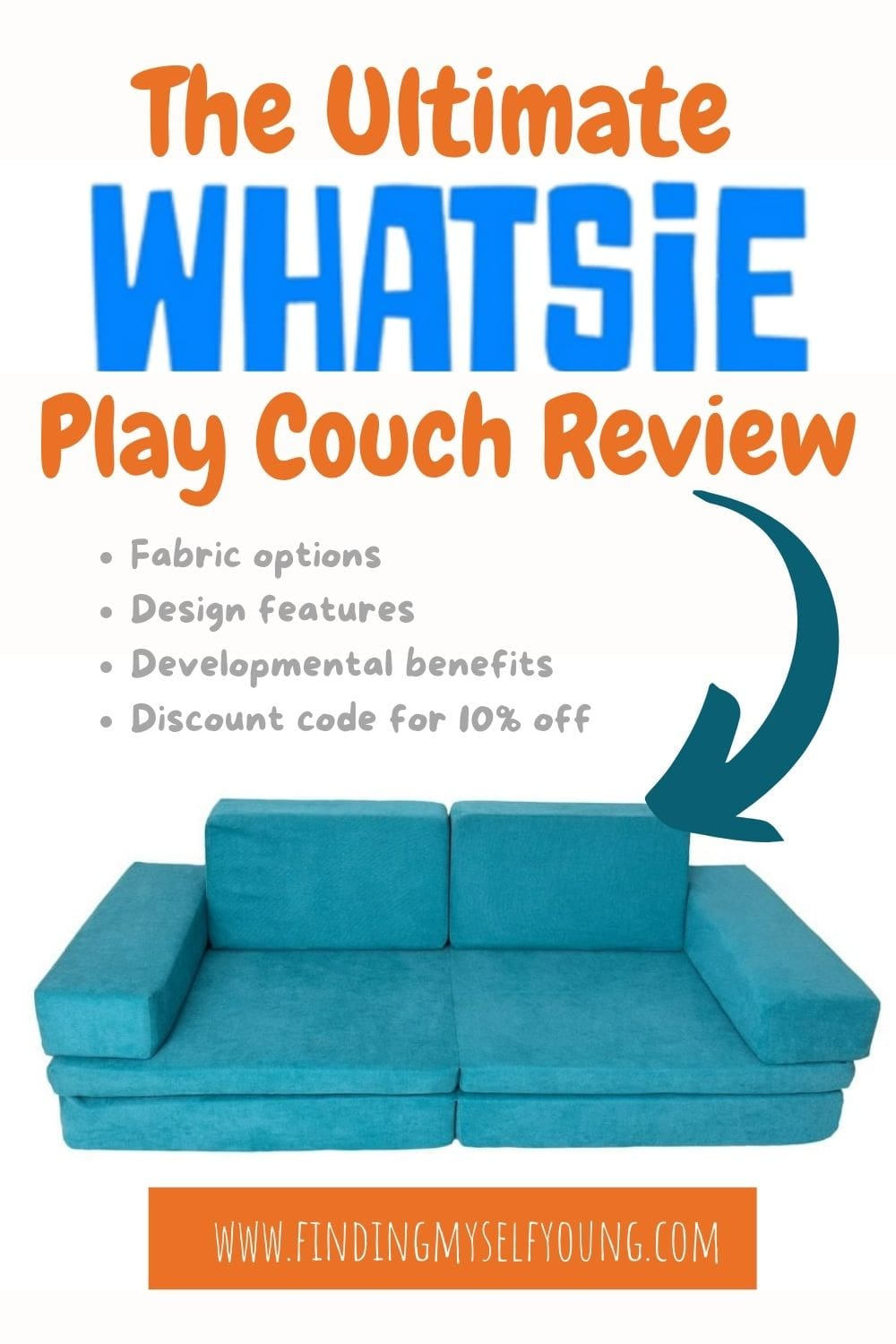 whatsie play couch review