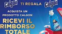 Logo Cashback ''Calgon ti regala Calgon'': ricevi il rimborso di quanto speso