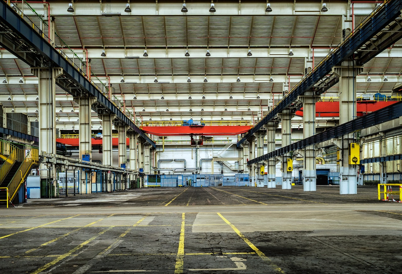 Plan and create modern factories