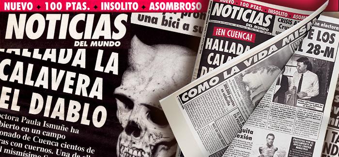Periódico Noticias del Mundo Nº 36 (1995)