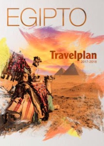 Catálogo de viajes Egipto 2017-2018