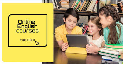 Online English Courses with a professional English instructor for Kids 2020