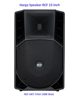 Harga Speaker RCF ART-745A 15 Inch