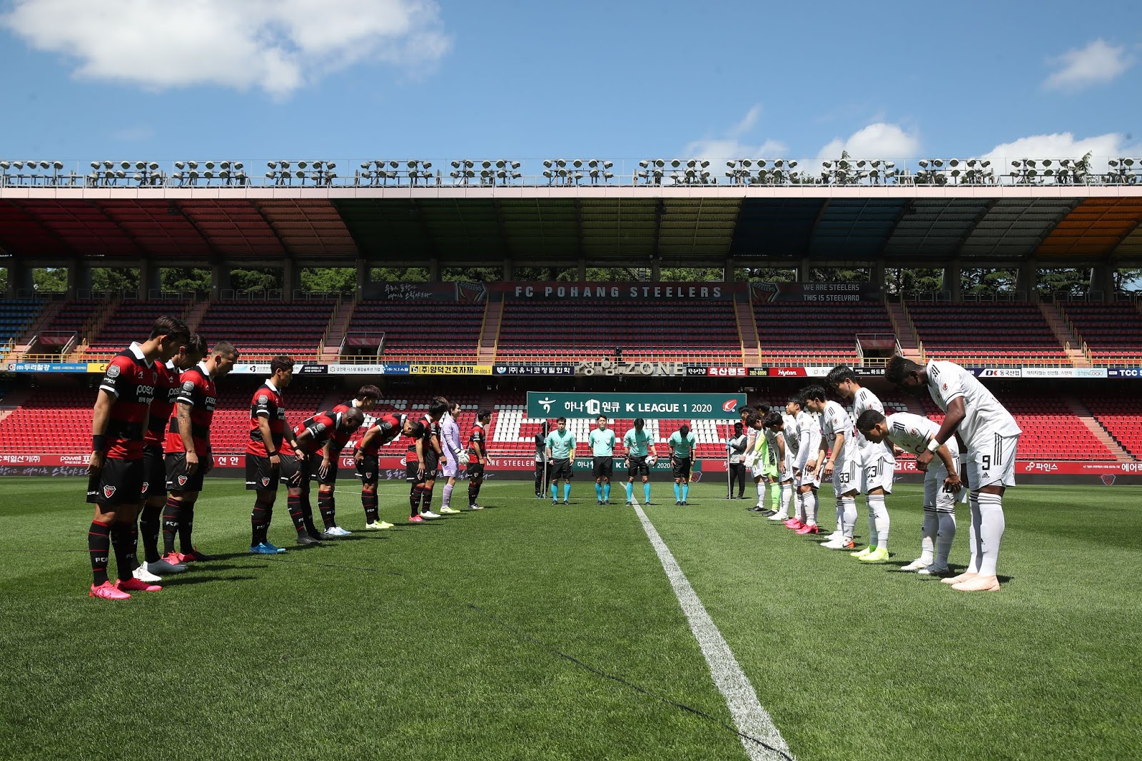 Busan IPark, Pohang Steelers, K League 1