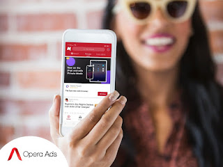 Opera announces the launch of its new product in India – Opera Ads