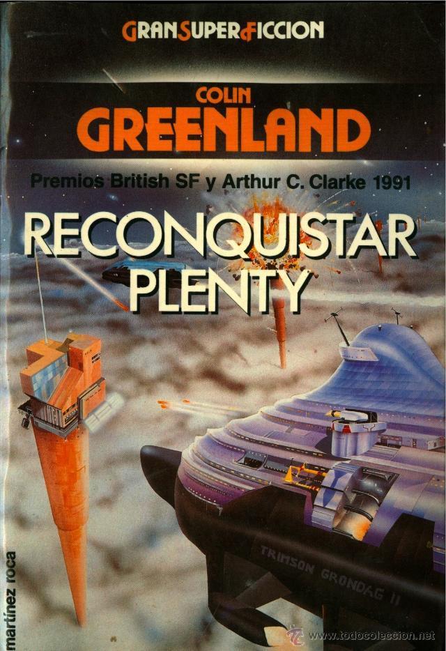 Reconquistar Plenty – Colin Greenland