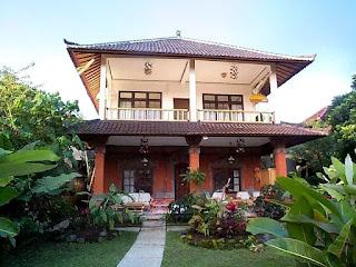 rumah minimalis kosep Tradisional