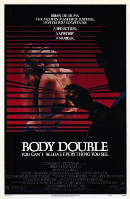 Body Double 1984 DVD R2 PAL Spanish