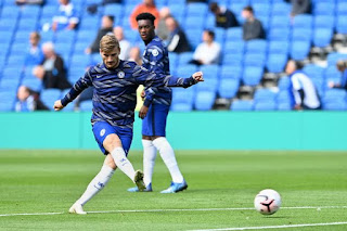 Chelsea new boy Timo Werner reveals main reason behind Chelsea move