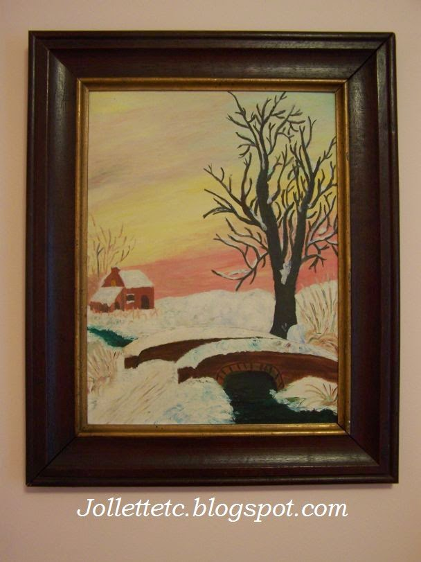 Painting by Velma Davis Woodring  http://jollettetc.blogspot.com