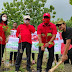 Jalankan Instruksi DPP, PDIP Pati Tanam 2000 Pohon