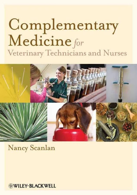Complementary medicine for veterinary technicians and nurses  - WWW.VETBOOKSTORE.COM