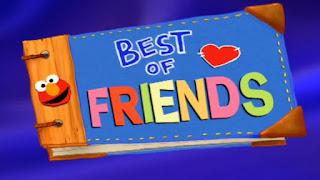 Sesame Street Best of Friends first scene.
