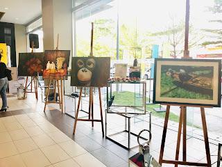 UCSF Partners with Le Meridien Kota Kinabalu for Unlock Art Programme