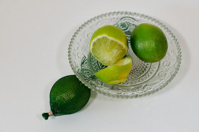 Limoenen voor onze Margarita