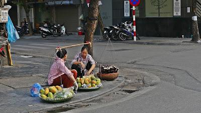 Hanoi owoce