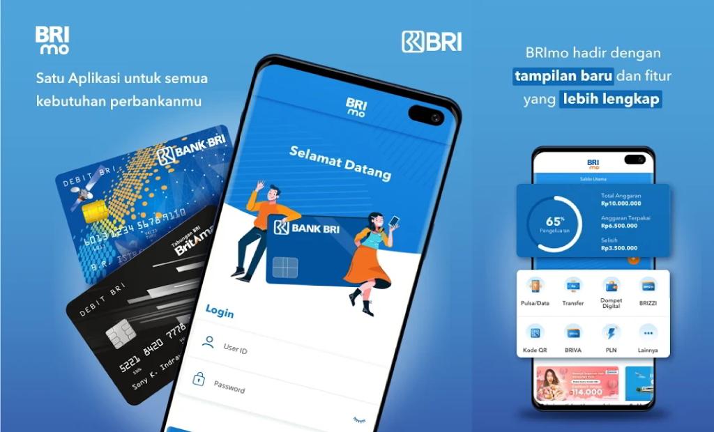 5 Keunggulan yang Dihadirkan Aplikasi BRImo Versi Terbaru untuk Nasabah