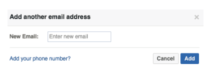 How Do You Change Your Primary Email On Facebook
