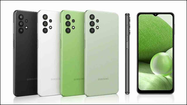 مواصفات هاتف Samsung Galaxy A32