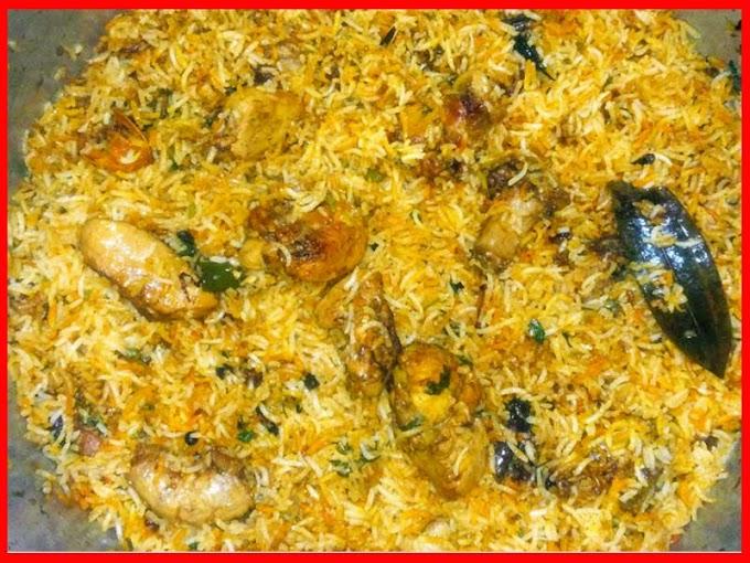 Haider Abadi Dum Biryani Easy Recipe Video