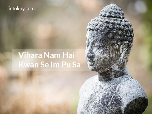 Vihara Nam Hai Kwan Se Im Pu Sa, geopark ciletuh