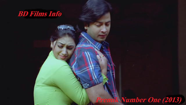 Premik Number One (2013) is a Bangladeshi action and romantic film directed by Rakibul Alam Rakib and starred by Shakib Khan, Apu Biswas and Nipun. Actually the film is remade from two Telugu Films. The first half of the film is copied from the Telugu Film Ontari (2008) directed by B.V Ramana and the last half is copied from the Telugu film Balu ABCDEFG (2005) directed by A. Karunakaran.    Plot Summary  Tibra (Shakib Khan) is a son of an affluent family. He falls in love with a beautiful girl Simi (Apu Biswas). Simi stays at a hostel and studies at a private medical college. Her mother lives with her only sister. The chief of a gangster group Sultan kills her father and brother. She also falls in love with Tibra. Dolul is a close friend of Tibra. Sultan wants to kill Dodul so that it is easy for him to win his man Mintu in the election.But Tibra rescues him. Thus fighting between them starts and it ends in the last scene. Sultan's brothers try to molest with Simi. But Tibra comes and fights with them and rescues her. At the second half of the film, Tibra disguises him and acts to love with Sultan's sister Tania so that he can take revenge. He joins in Sultan's services and keeps bombs at their cars and rescues them himself. But Sultan can know Tibra's plan. So he kidnaps Simi on the marriage day of Simi and Tibra as well as kills Tibra's family members. But Dodul supports in Sultan's these works. Sultan's gangs try to rape Simi and Dodul stabs Tibra. Tibra and Simi become unconscious. But after getting back knowledge, he kills sultan's brothers and gangs. as a result, Sultan tries to burn Simi's mother. But Tibra rescues her and kills all the gangs. But Simi's mother Momtaz Begum kills Sultan by burning and takes revenge of her husband's murder. Police catch Simi's mother and Tibra makes his lover own.    Casting   Shakib Khan as Tibra  Apu Biswas as Simi  Babita  as Momtaz Begum  Nipun as Tania  Don as Don  Shiba shanu  Dodul as Dodul  Sagar  Rakib  Sazzad  Aman Reza Aman  Keya as Keya  Kabila as Kabila  Jasmin  Sujata  Kazi Hayat as Tibra's father.  Shahin Alam as Tibra's brother  Shahnur  Misa Sawdagar as Sultan    Pre-Production, Production and Post Production    The film is made in Bangladesh Film Development Corporation.  Head of the Lab: Mohiuddin  Lab Super: Rejaul Karim  Senior Color Analyst: Fayzul Haque    The Assistants of the Concern Departments  Editing: Jewel  Make up: Rana  Costumes: Sattar  Management: Salam, Jahangir, Nijam, Siraj, Shahin,Michael.    Management Department  Head of Management: Abu Siddique  Art direction: Kolomtor    Head of Make up Department: Haydar  Head of Costume Department: Shahid  Chief Assistant Editor: Sharif Hossain  Chief Assistant Cinematographer: Arman  Still Pictures: Ayub Akanda Hossain  Fighting Scenes: D H Chunnu  Dance Direction: Saif Khan Kalu  Voice Artists:   Andrew Kishore   Kanak Chapa  Agun/Arshad  Anima D Costa     Background Music: M R Hassan Nilu     Associate Director: Tazul Islam Edin  Music Lyricist/Composer: Moniruzzaman Monir, Kabir Bakul  Chief Of Sound: Golam Hossain  Sound Reconstruction: Rejaul Karim Badal  D.I Colorist: Ashique Ahmed Khayer   Story and Dialogue: Abdullah Zahir Babu  Music: Ali Akbar, Imon Shaha  Cinematographer: Assaduzzaman Mojnu   Editing: Touhid Hossain Chowdhury   Associate Producer: Mostak Ahammed     Producing: Anwar Hossain Mintu   Screenplay and Direction: Rakibul Alam Rakib     Filming Locations  Most of the Scenes of the film are filmed in Singapore. But there are some scenes which are filmed in Bangladesh. The scenes are better than the other films of the year.    Direction   Director Rakibul Alam Rakib has directed several films. But his Premik Number One (2013) is not good as his other films in creativity. Actually, he has copied it from two films and there is no creativity in this film in direction sector. There are some scenes at the last some sequences which are something creative. He has tried to show creativity in those scenes. But in fact the whole film has no creativity. He just tried to remake it. But he did not control the expression and performances of the characters fully with music and background music according to the films titles Ontari (2008) and Balu ABCDEFG (2005).    Music  The background sound and music are common but no creativity and do not adjust with performances fully. But there are some hit songs in the film which have become so famous in Bangladesh. Because, some of the famous Voice artists has given their voice in those songs. Andrew Kishore, Kanak Chapa, Agun/Arshad, Anima D Costa are some of the famous voice artists in Bangladesh. These songs are also famous for their creativity.    Review in short  Actually, I cannot tell it a better work. But it is a common work for the director. There are many reasons for the matter. In fact, he has taken the story from not only one film but also another Telugu film. Actually, he has adjusted tow different story to a one. But he has tried to show creativity in addition. Because, adding several stories is also a good and difficult work. and he has done this. I shall never compare Bengali films with Telugu or Tamil films. But if the director tries to remake any Telugu or Tamil film, he will have to do the best work according to the original film. Because he is making a remake not his own creative story or film. Besides, the expressions and performances of the characters are very common entirely. In 2000s and 2010s, most of the films of Bangladesh are remade and have not a creative story, creative direction. If we notice and go back to 1960s, 70s, 80s and 90s, we can see that the moments were a golden age then. Because there were different stories, creative director, creative and skilled stars.