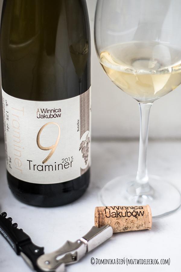 traminer, winnica jakubów, wino