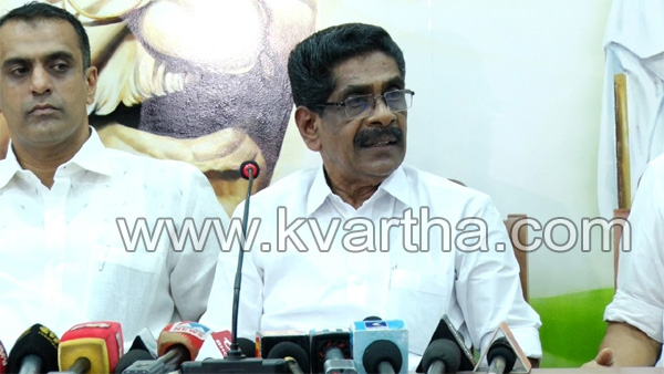 News, Kasaragod, Kerala, Mullappalli Ramachandran, Congress,Mullappally on defeat in Alappuzha LS Constituency