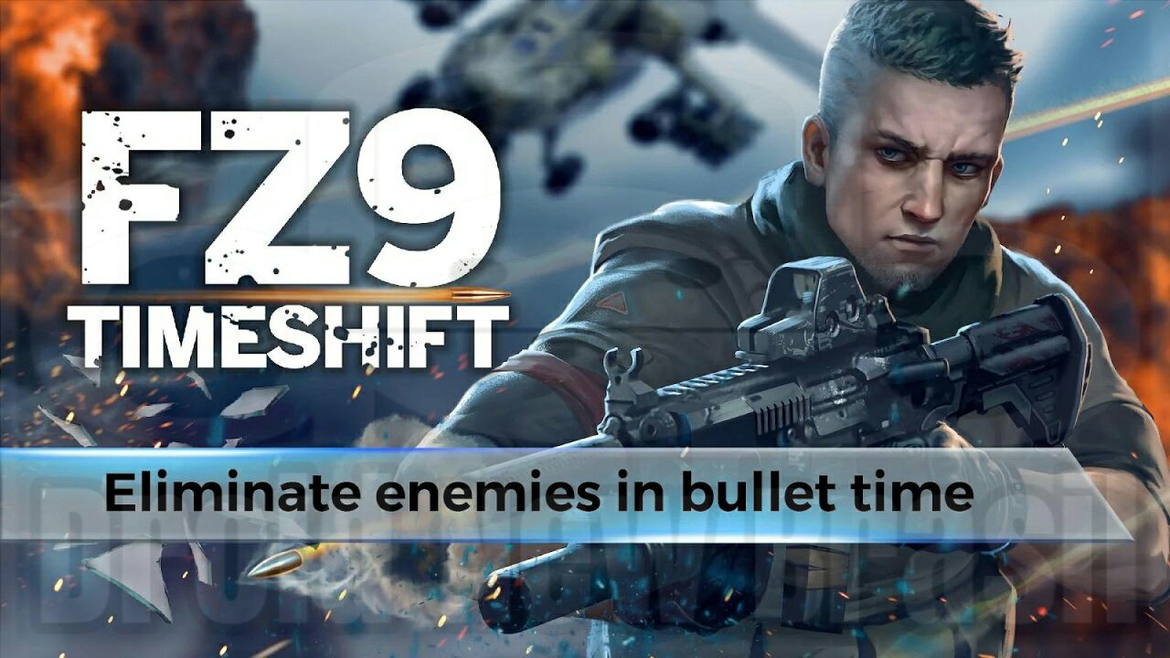 FZ9: Timeshift – Legacy of The Cold War 2.0.2 APK – OBB