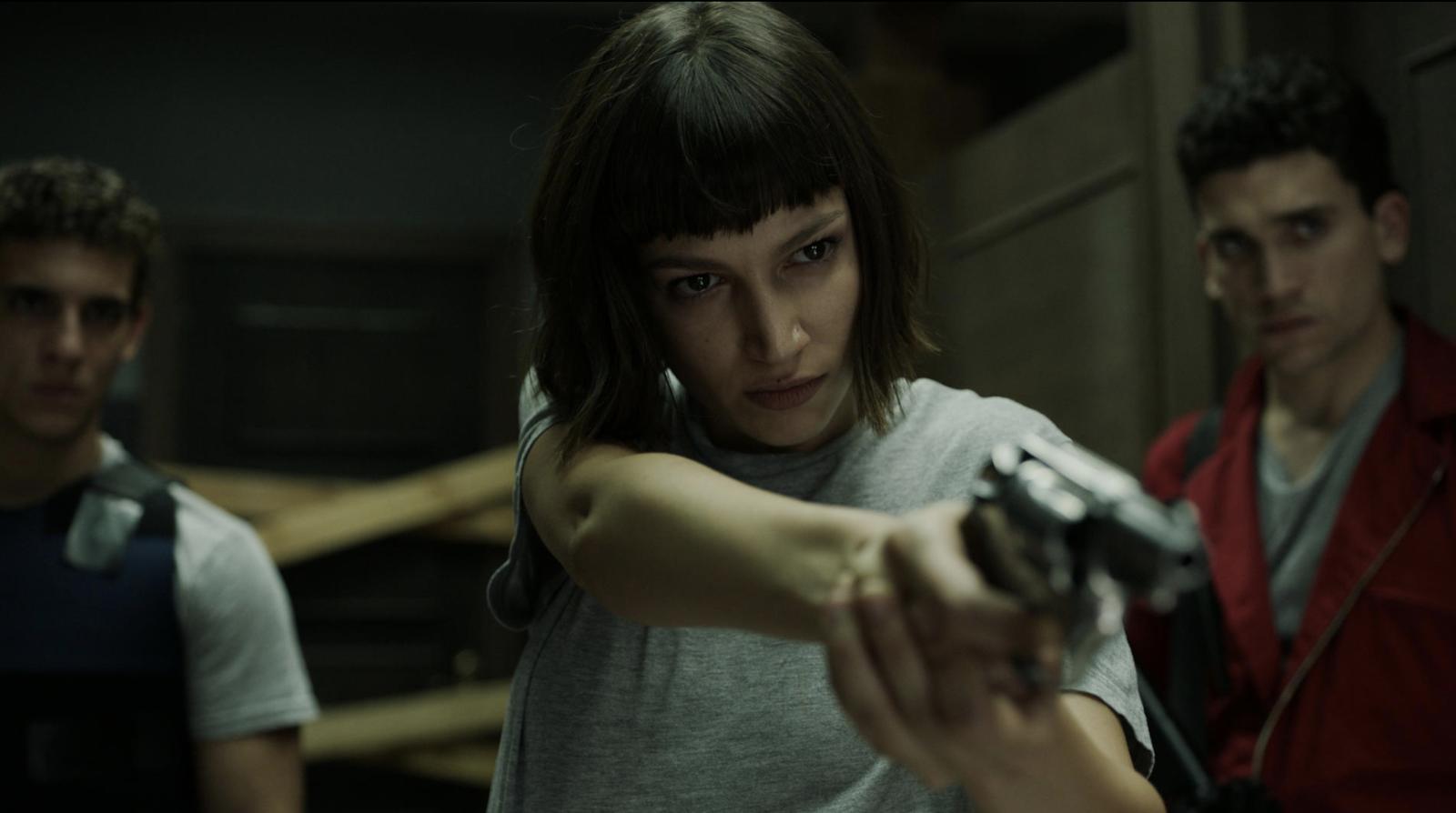 La Casa de Papel - Parte 2 llega el 6 de abril a Netflix