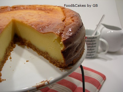Cheese Cake Thermomix Nutella