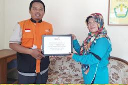 Lazismu Kota Magelang Tasyarufkan Program Jumat Berbagi di YPPALB