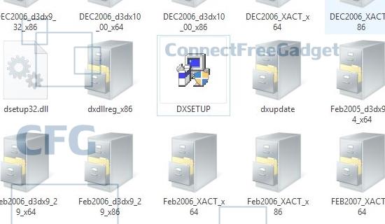 Microsoft обновила SDK DirectX End-User Runtimes (June 2010) - 23.02.2021